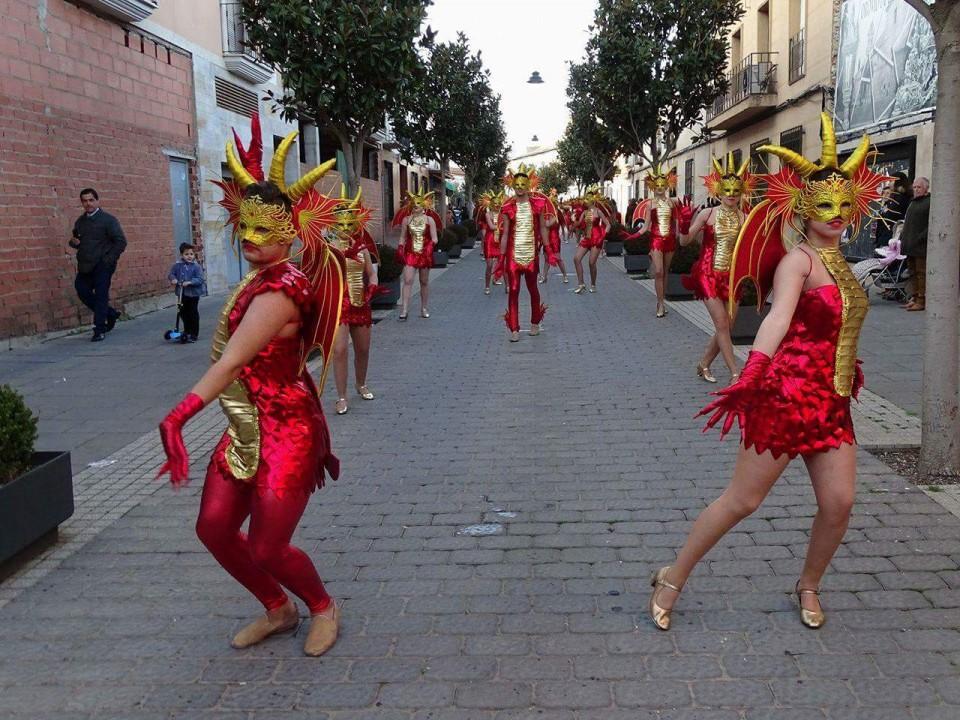 Carnaval de Torralba de Calatrava