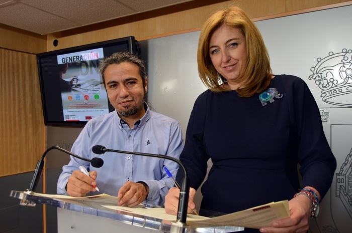 """El Ayuntamiento de Ciudad Real y la UCLM buscan estudiantes con talento para """"GENERACIÓN ON"""""""