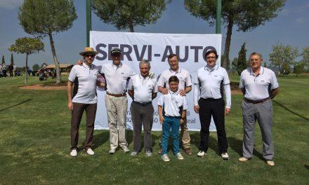 Serviauto Ciudad Real fue el anfitrión de la liga Enterprise de golf