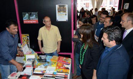 La Feria del Libro abre sus puertas en la Plaza Mayor de Ciudad Real