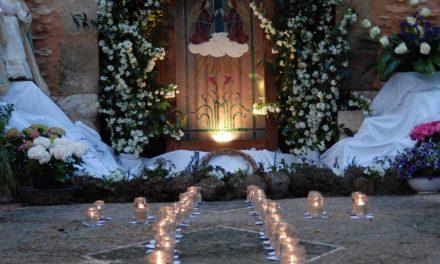 Torralba de Calatrava celebra la fiesta de las cruces de mayo