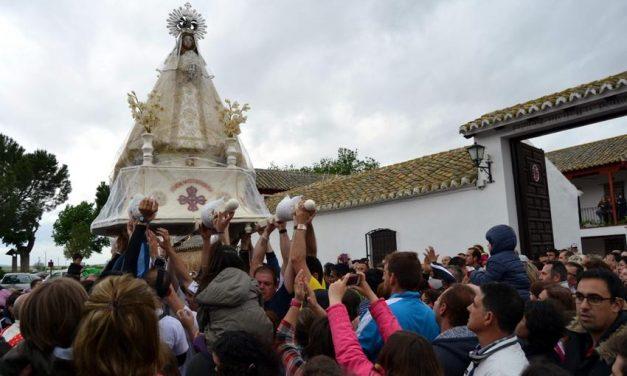 Carrión de Calatrava, preparada para vivir el próximo domingo 28 de mayo su Romería en honor a la Virgen de la Encarnación