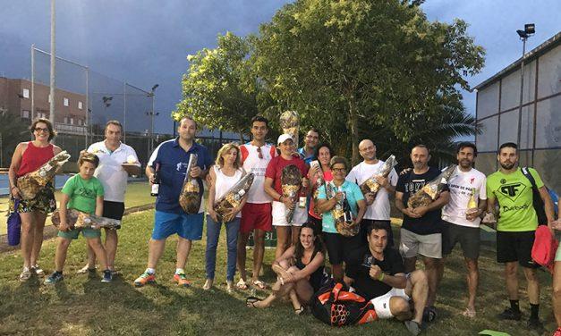 Torneo del Jamón en Poblete