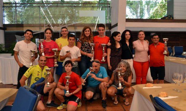 Cerca de 160 corredores participaron en la 12ª Ruta Cicloturista de Carrión