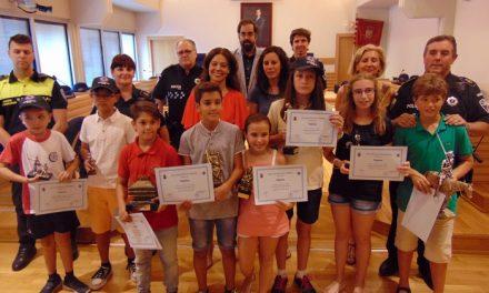 Entregados los premios del XIX Concurso del Parque Infantil de Tráfico de Ciudad Real