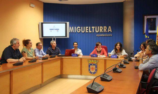 Miguelturra y Ciudad Real presentan los dos proyectos más viables para unir ambas localidades mediante una vía cicloturista