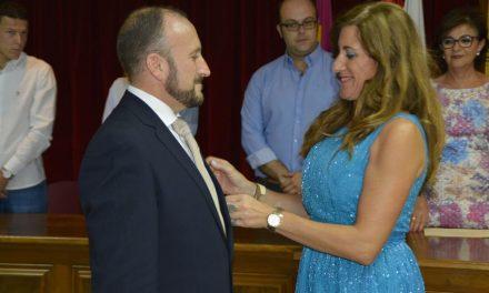 Carrión de Calatrava concede la medalla al Mérito Civil a José Antonio Jiménez Madrid