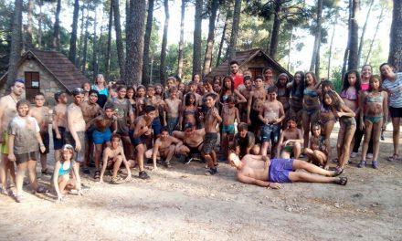 El Campamento Municipal de Infancia llega a su ecuador