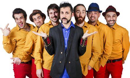 Guillem Albà y La Marabunta convertirán el Patio de Comedias en una gran fiesta escénica