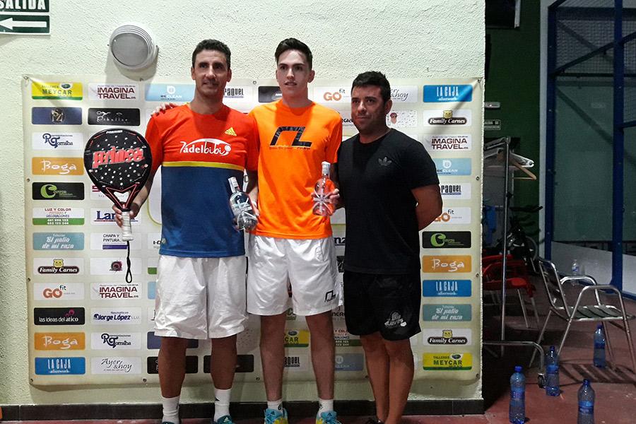 Torneo de verano en el Club de Pádel Las Bibiertas