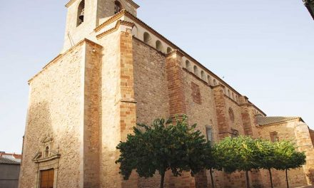 Iglesia de Santiago el Mayor. Membrilla