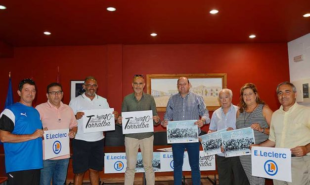 El Medio Maratón de Torralba cumple 40 años