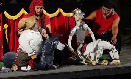 La 'Comedia Multimedia' de Inma Cuevas clausura una fantástica edición del Festival Internacional de Teatro y Títeres