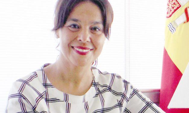 Pilar Zamora. Alcaldesa de Ciudad Real