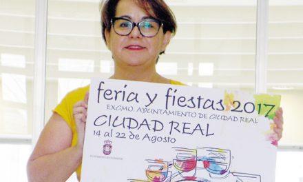 Manuela Nieto-Márquez. Concejala de Festejos de Ciudad Real