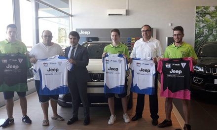 Jeep y Servi Auto Ciudad Real apuesta por el deporte con el patrocinio del CD Miguelturreño