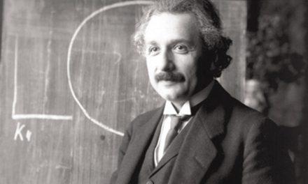 El chofer de Albert Einstein