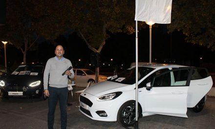 "Ford Serramotor y su ""FIESTA-KARAOKE"""