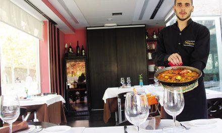 Restaurantes, a mesa puesta