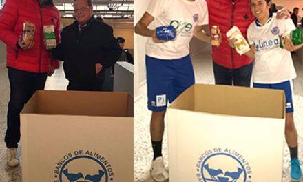 Jornada Solidaria con victoria y derrota para el Club Baloncesto Ciudad Real