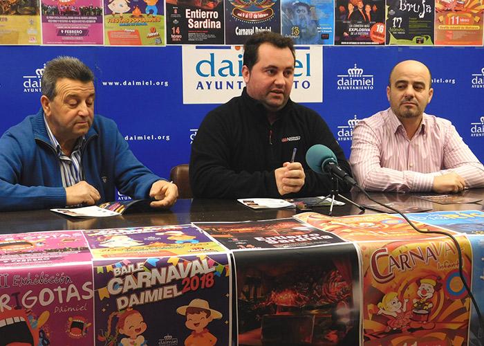 «Un Carnaval por y para todos los daimieleños»