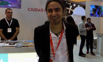 José Luis Herrera visitó FITUR en su jornada inaugural