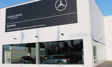 Abre «Autotrak Ocasión Estrella», la mejor forma de disfrutar un Mercedes  seminuevo
