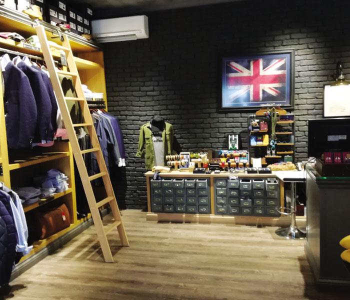 Locales comerciales 2. Tiendas de ropa