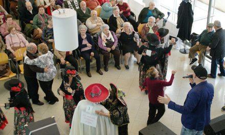 Los mayores disfrutarán de su propia fiesta el lunes de Carnaval