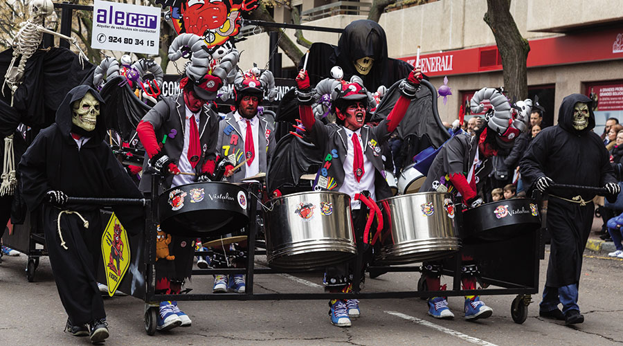 Carnaval, nuestro tesoro