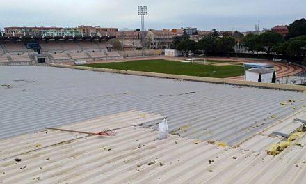 El Polideportivo Rey Juan Carlos I se reabre al uso deportivo
