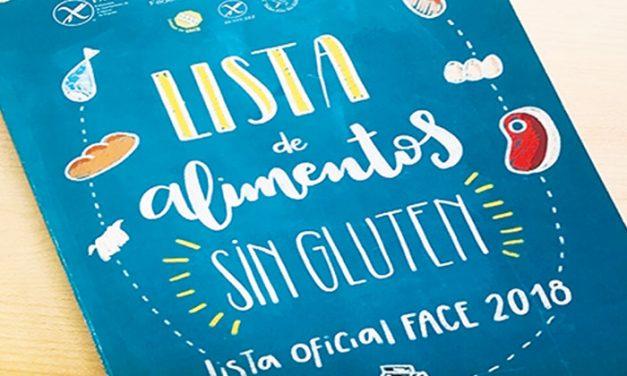 Actualizaciones en la clasificación de alimentos para la dieta sin gluten