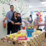Cucú Mamis and Babys celebró, con una fiesta, su primer aniversario