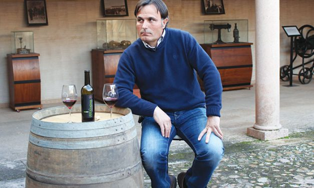 """Carlos David Bonilla, Presidente del Consejo Regulador de la Denominación de Origen """"La Mancha"""""""