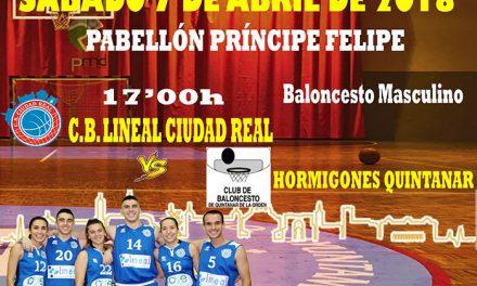 """Comienza la """"fiesta"""" de abril para el Lineal Ciudad Real"""