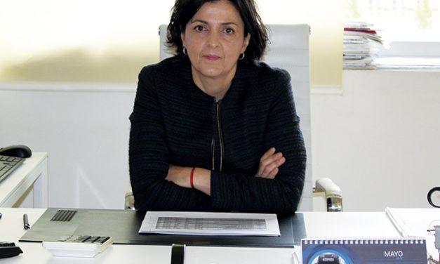 Yolanda Miralles Herreros, jefe de Servicios y responsable de Calidad