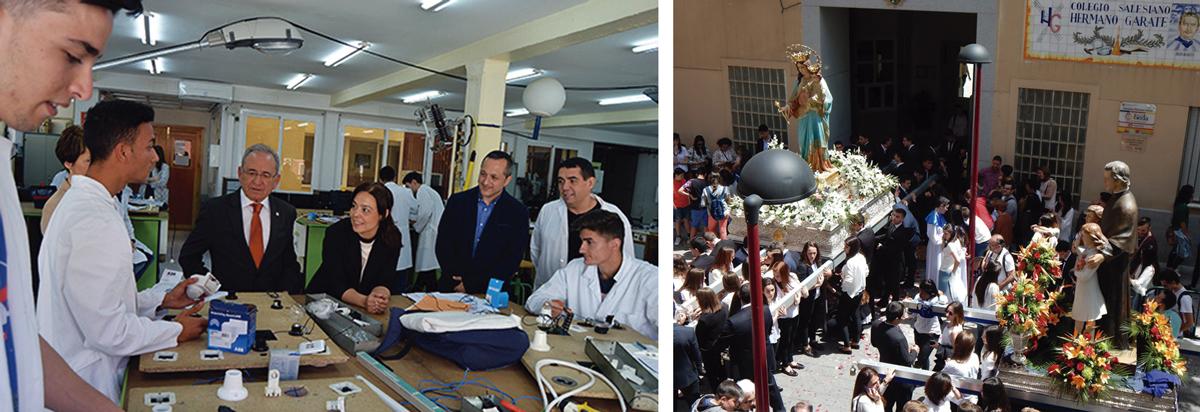 Salesiano Colegio Real Gárate Ciudad Hermano AA4COwqp