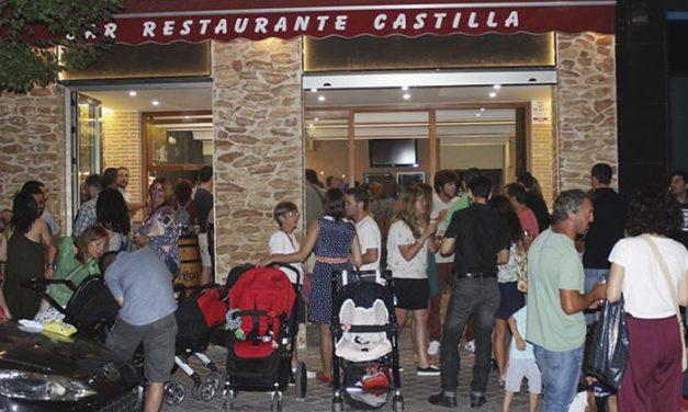 Bar-Restaurante Castilla, Ciudad Real