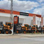 Tecniagro 2000 presenta su nuevo proyecto de vendimiadoras de ocasión con 3 años de garantía