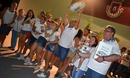 «Los Percheleros» se alzan con el XL Concurso de Limoná de la Pandorga