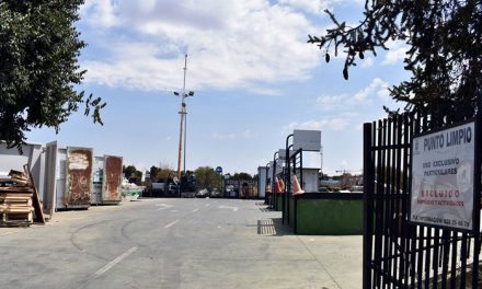 Nuevo horario de apertura para el Punto Limpio del Polígono de Larache