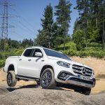 Nuevo Mercedes Clase X con motor V6
