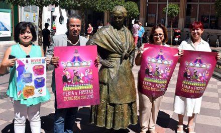 La Feria y Fiestas de Ciudad Real contemplan un amplio abanico de actividades para todos los públicos