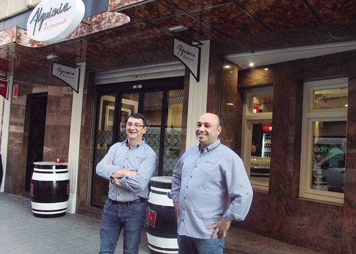 Restaurante Alquimia (Ciudad Real)