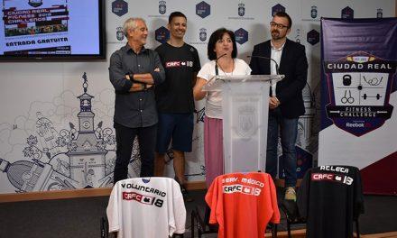 450 atletas competirán este fin de semana en la Ciudad Real Fitness Challenge 2018