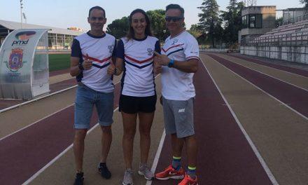 Dos atletas ciudadrealeños participan en el Campeonato del Mundo Master que se celebra en Málaga