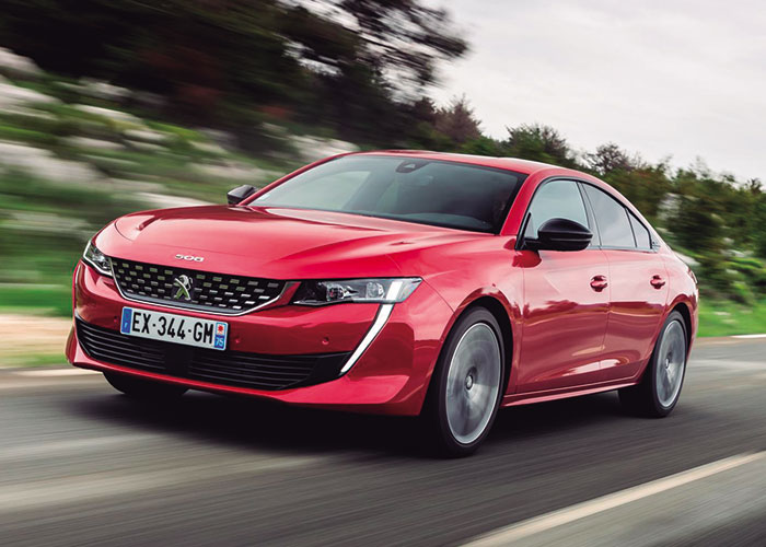 Eficiencia y prestaciones bajo el capó del nuevo Peugeot 508