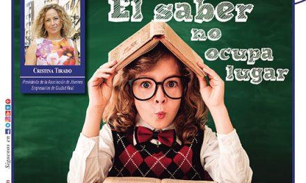 Ayer & hoy – Ciudad Real – Revista Septiembre 2018