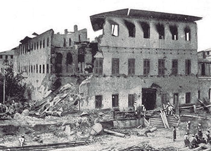 Guerra Anglo-zanzibariana