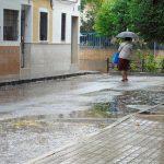 El año hidrológico se cierra con 161 litros más que el anterior